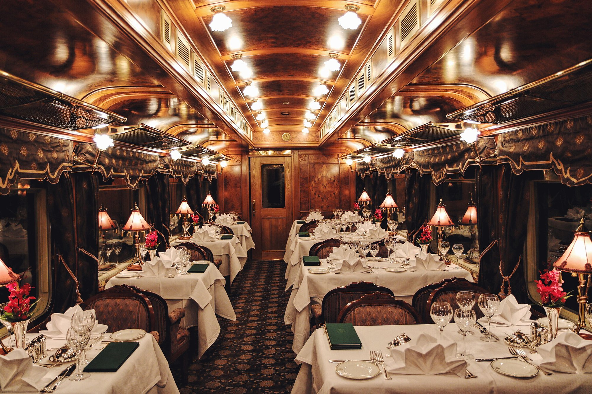 Dinner On The Orient Express - Supper Club  Bookitbee-6200